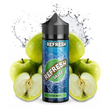 Refresh Gazoz Apfel 10 ml Aroma Bottle in Bottle