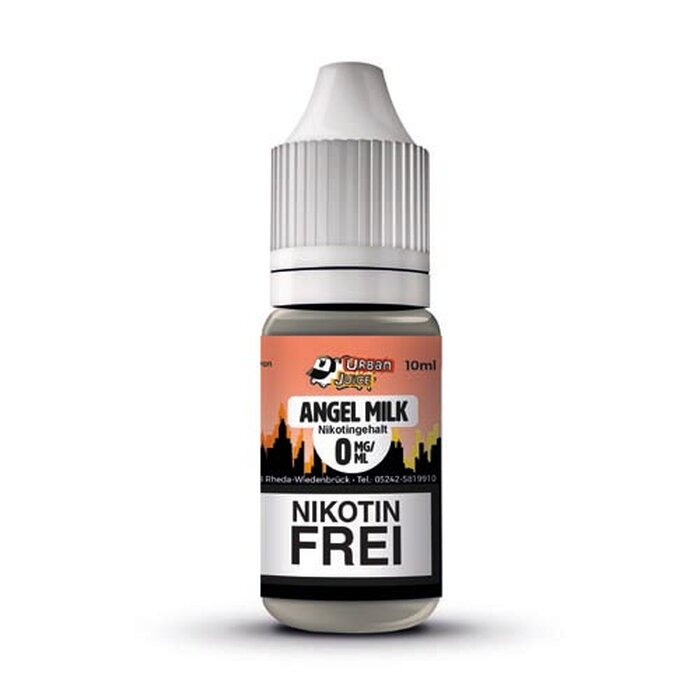 Urban Juice Angel Milk Liquid 6 mg