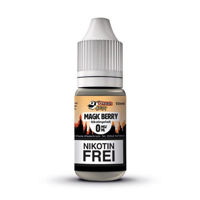 Urban Juice Magic Berry Liquid 3 mg